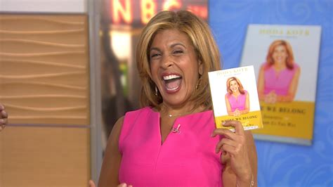 hoda kotb favourite shoo hoda kotb new book cover how to find your own power color