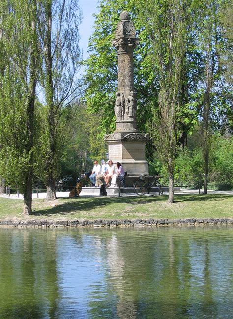 Englischer Garten München Wo Parken by Liste Der Denkm 228 Ler In M 252 Nchen