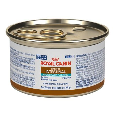 gastrointestinal food royal canin veterinary diet feline gastrointestinal canned cat food vic pharmacy