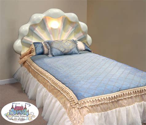 mermaid bed little mermaid bed kid s bedrooms pinterest mermaid