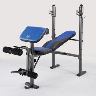 kmart weight benches pure fitness multi purpose mid width weight bench fitness sports fitness