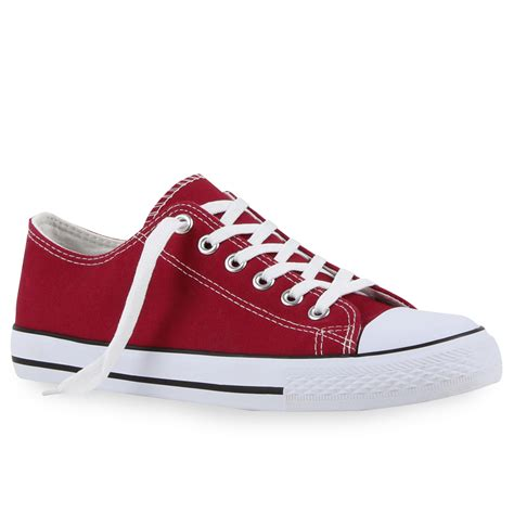 Weiße Sneakers Herren 2281 by Herren Sneaker In Burgund 890646 2281 Stiefelparadies De
