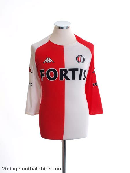 Blouse Vammela Topaz 06 Xxxl 2005 06 feyenoord home shirt mint xxxl for sale