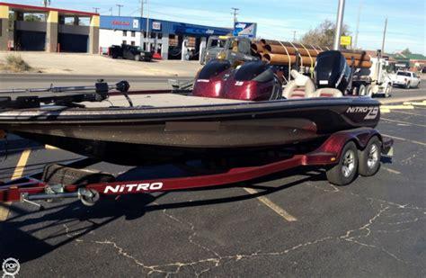 nitro used boats for sale nitro boats for sale moreboats
