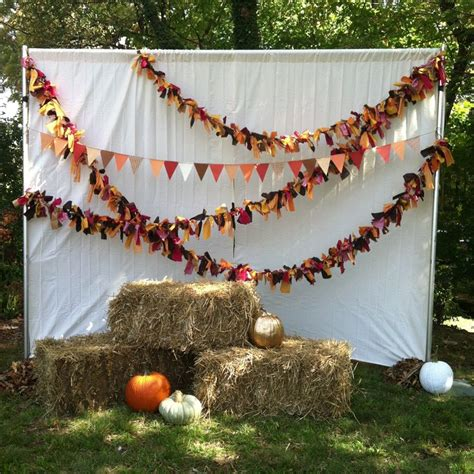 Decorations For Festivals by Fabulous Fall Photo Booth