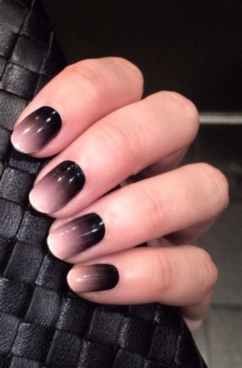 How To Decorate Your Home For Fall by Easy Ombre Nail Art At Home Nadine Beauty Forever