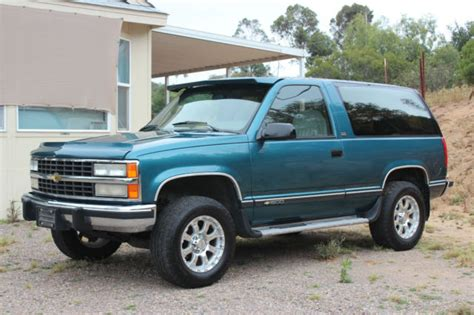 manual cars for sale 1992 chevrolet blazer electronic toll collection 1992 chevy k5 silverado blazer 4x4 4wd