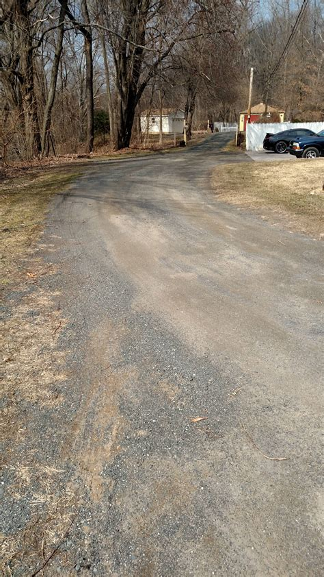 how much would it be to get this driveway paved homeimprovement