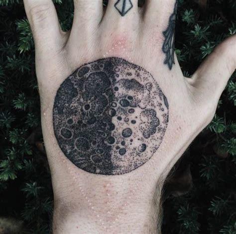 blood moon tattoo 76 moon tattoos designs mens craze