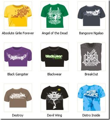 Tshirt Distro 04 font distro t shirt gratis bringinfo