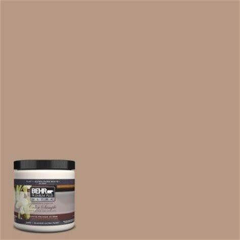 behr premium plus ultra 8 oz 250f 4 brown interior exterior paint sle 250f 4u the
