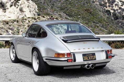 Singer 911 For Sale by Porsche 911 Restored By Singer W Autoblog