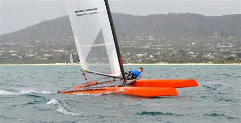a class catamaran for sale victoria australian paradox a cat update international a division