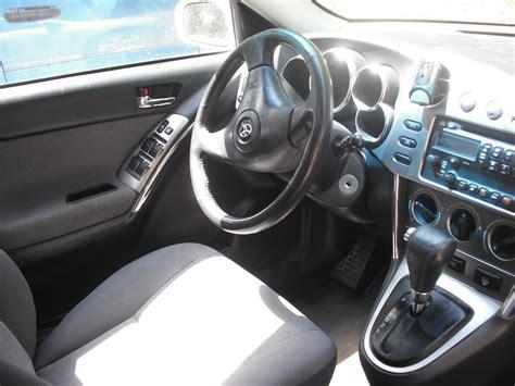 2003 toyota matrix interior pictures cargurus