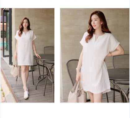 Jual Dress Putih Simple by Model Fashion Terbaru Studio Design Gallery Best