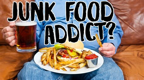 Detoxing From Junk Food Withdrawal Symptoms by End That Junk Food Addiction