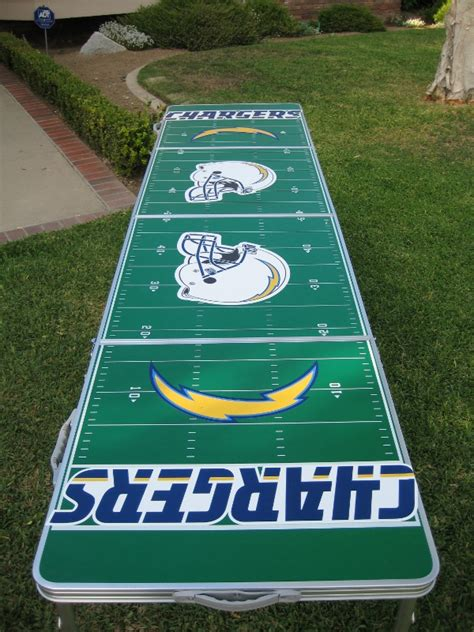 chargers pong table pin pin football field diagram pdf cake picture to