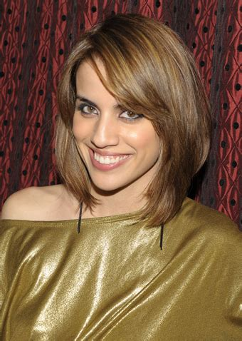 summer waves hair natalie morales white collar fires natalie morales parks and recreation