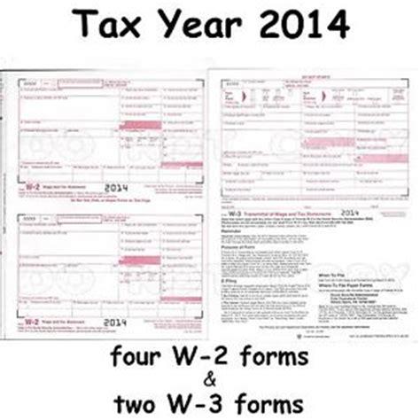 W2 Office by 4 W 2 Wage Tax Statement 2014 Irs Tax Forms 2 W 3