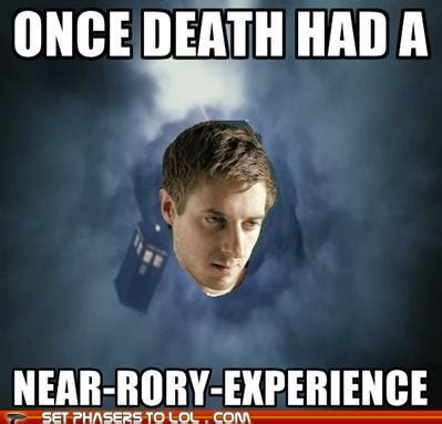 Rory Meme - death and the traces we leave behind whoviantheology
