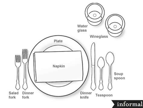 how to properly set a table how to properly set the table fashion meets food