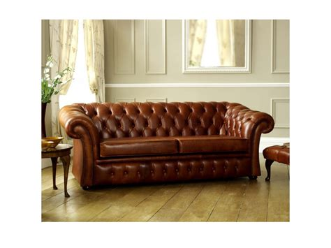 Brown Chesterfield Sofa Brown Leather Chesterfield Sofa Pemberton Sofa