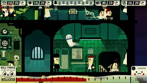 Haunt The House by Playstation Mobile Developer Haunt The House