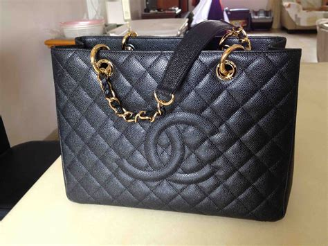 Price Chanel Bag Original bag sold brandnew authentic chanel gst black ghw