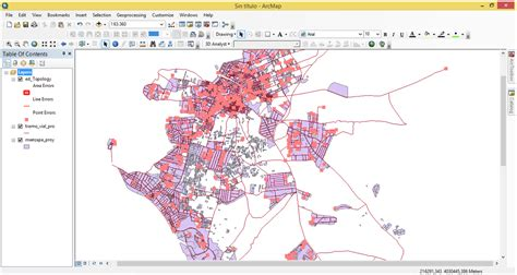 arcgis tutorial for mining using topology to fix errors on a map in arcgis