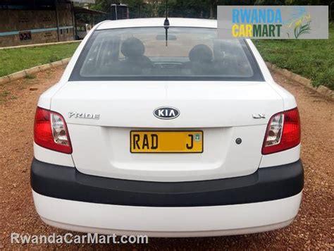 Kia Pride Lx Used Kia Mid Sized Sedan 2005 2005 Kia Pride Lx Rwanda