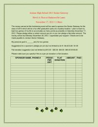 patron list template bowling pledge sheet pto today