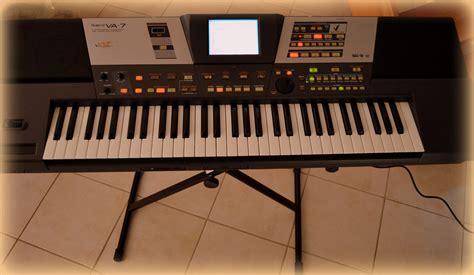 Keyboard Roland Va 3 roland va 7 image 576016 audiofanzine