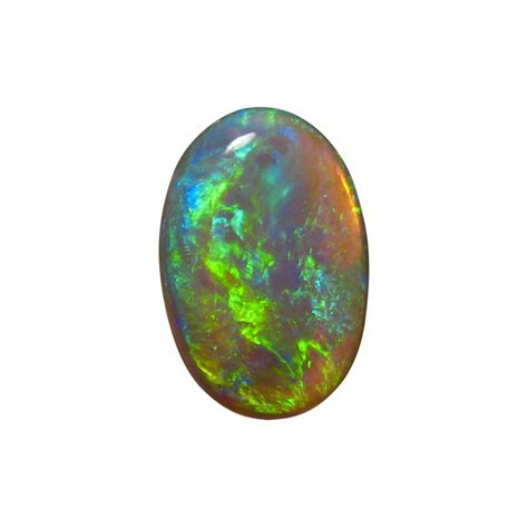 green opal rock 5 85 carat oval crystal opal stone unset opals for sale
