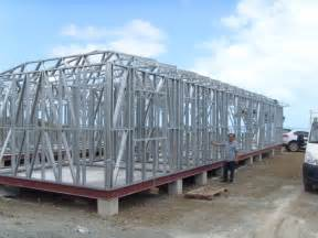 steel frame homes prefabricated light steel frame houses moveable