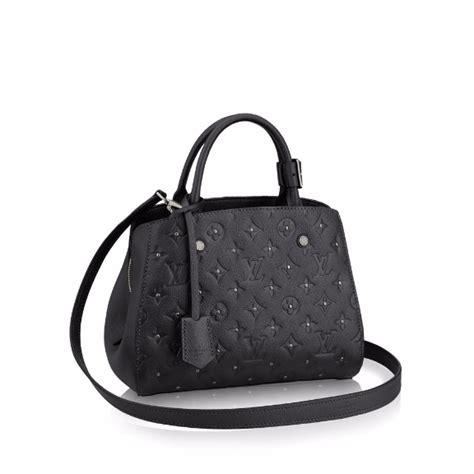 Louis Vuitton Montaigne Bb louis vuitton studded monogram empreinte bag collection spotted fashion