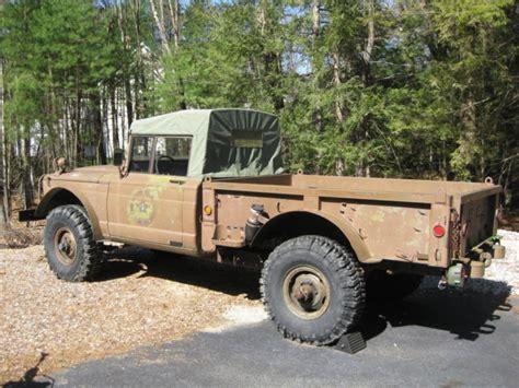 1968 Kaiser Jeep M715 For Sale 1968 Jeep M715 Kaiser For Sale In Lancaster Massachusetts