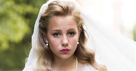this 12 year old norwegian girl is getting married on saturday norwegian preteen marriage popsugar love sex