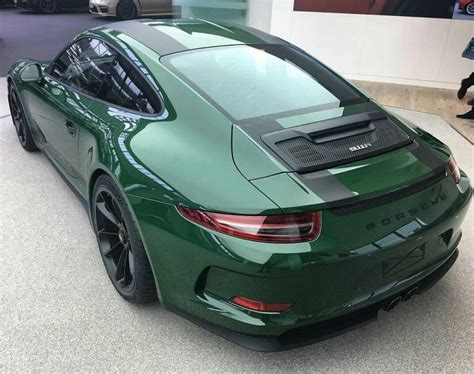 porsche green rennteam 2 0 en forum official 991 2 gt3 2017