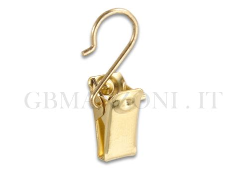 anelli per tendaggi pinze con gancio per anello g b manzoni