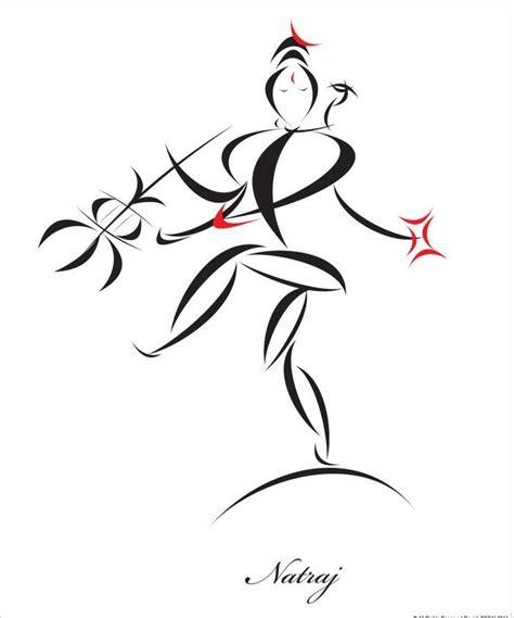 tattoo fonts yash natraj shiva pinterest