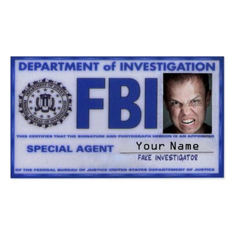 fbi badge template the gallery for gt real fbi badges