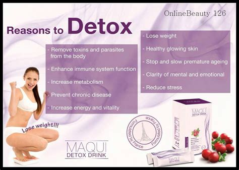 Ae Detox by Buy Post Cny Sales Maqui Detox Mixed Berries Slimming