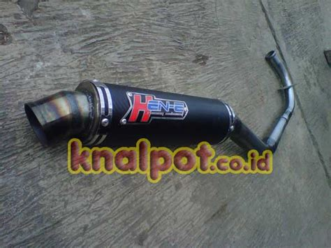 Knalpot Motor Matic Aluminium matic carbon look drag jual knalpot terlengkap