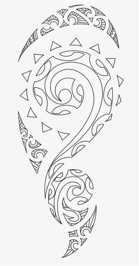 tribal tattoo sleeve stencils tattoos book 2510 free printable stencils tribal