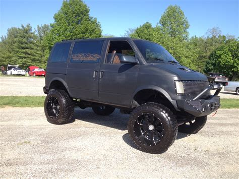 jeep van lifted big wheels customs in lafayette indiana