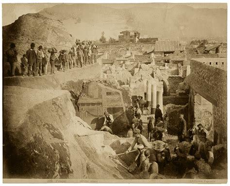 pompeya historia y pompeya la ciudad desenterrada
