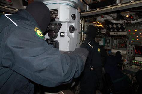 interno di un sommergibile progetto alternativo marina militare 2 232 una