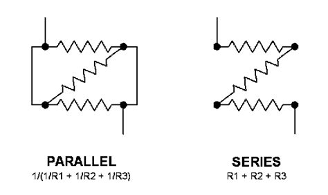 resistors in parallel worked exle how to build a hamon resistor divider network