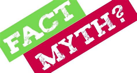 Detox Facts Myths by Myths Vs Facts The About Medication Assisted