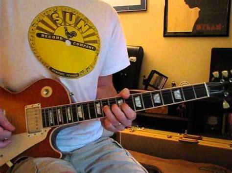 la grange lesson how to play la grange by zz top guitar lesson rythym